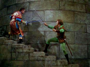 The DVD Journal | Reviews : The Adventures of Robin Hood: Special ...