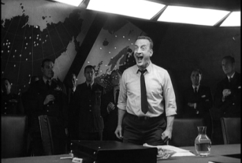 the dvd journal dr strangelove th anniversary special edition beyond the characters mandrake president merkin muffley and dr strangelove sellers was also originally slated to play major kong
