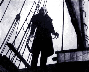The DVD Journal: Nosferatu: A Symphony of Horror